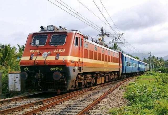 Private train