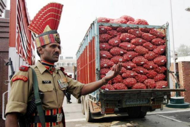 india and pak onion