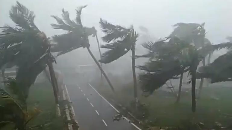 cyclonic strom