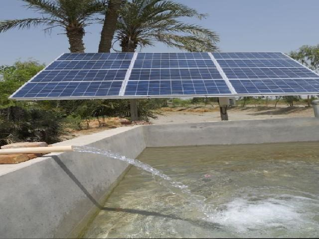 solar water