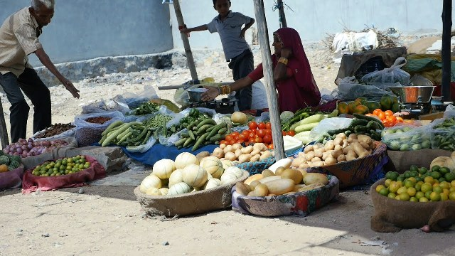 market news update  and vegetables