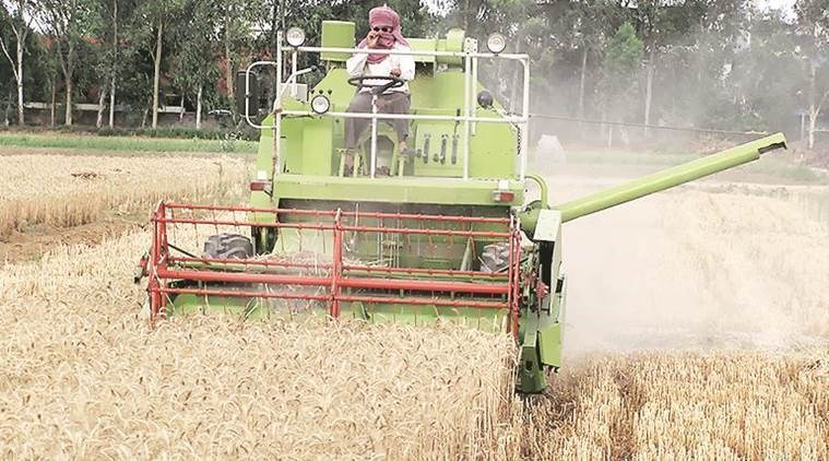 agriculture machiny