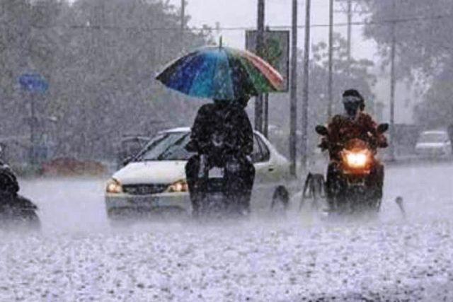 rains in Jammu and Kashmir
