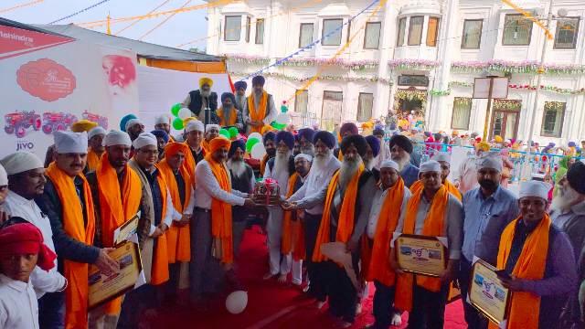 550 guru nanak dev ji birthday prakash parv