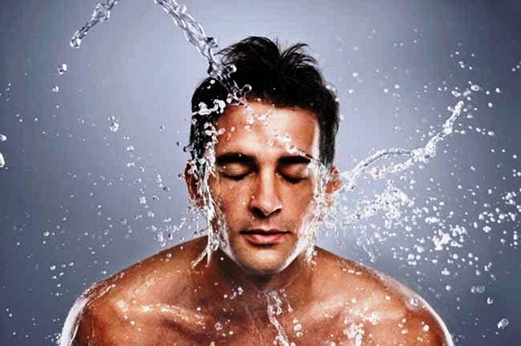 hot water bathing side effects