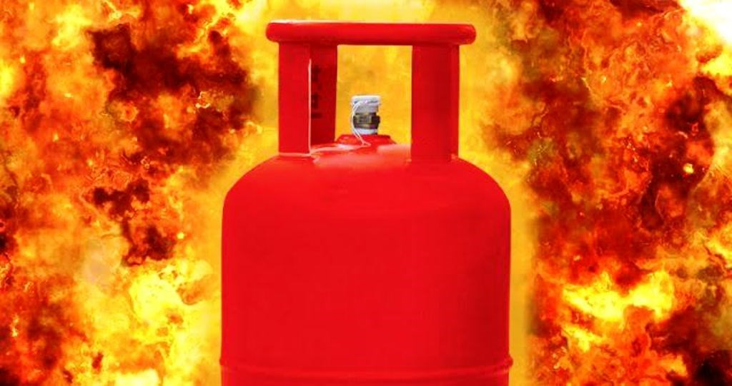 lpg gas and cylinder leakage