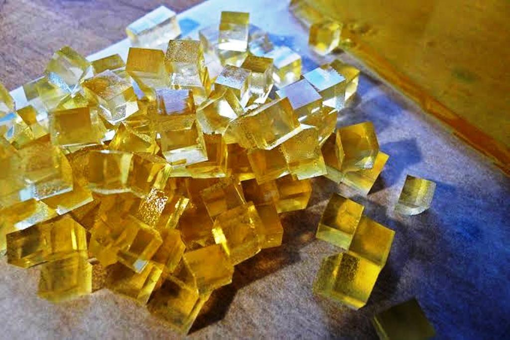 honey cubes benefits
