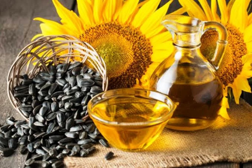 can i use sunflower cooking oil on my hair