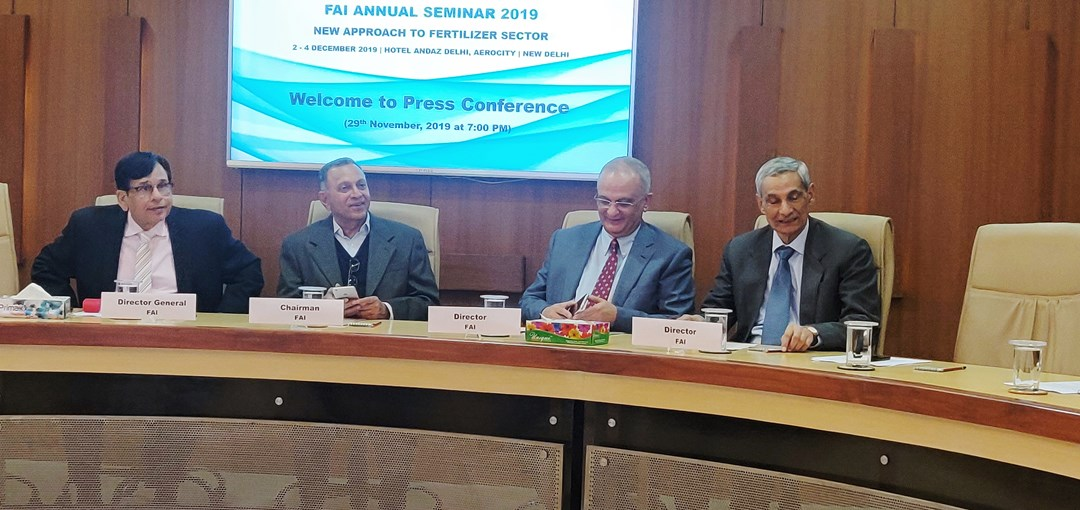New Approach to Fertilizer Sector'