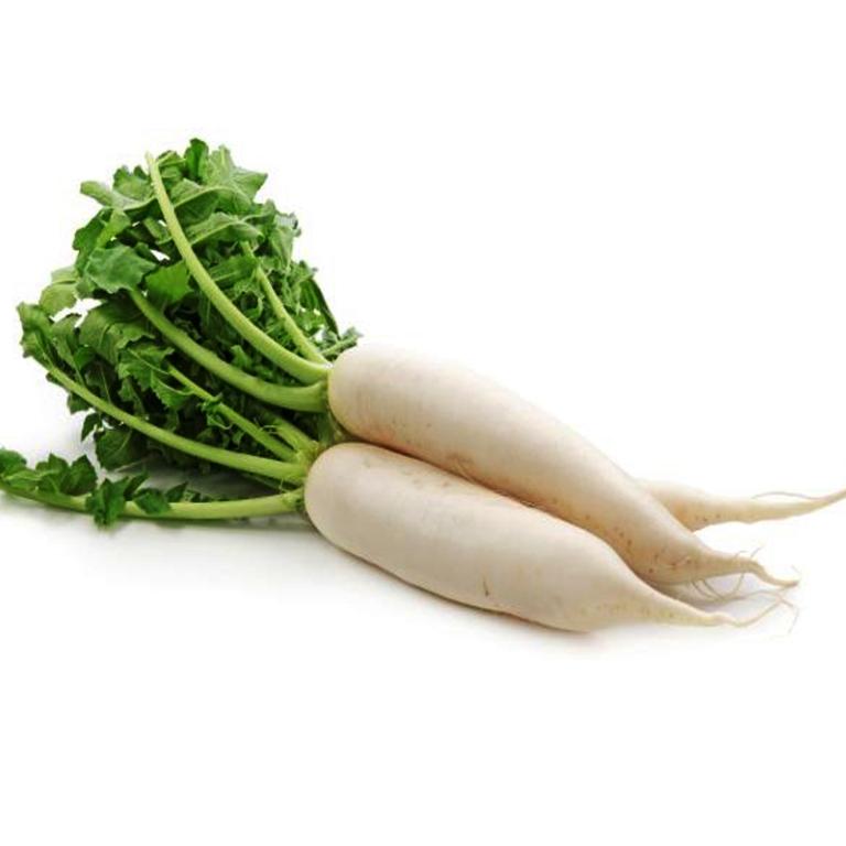 white radish benefits for hair
