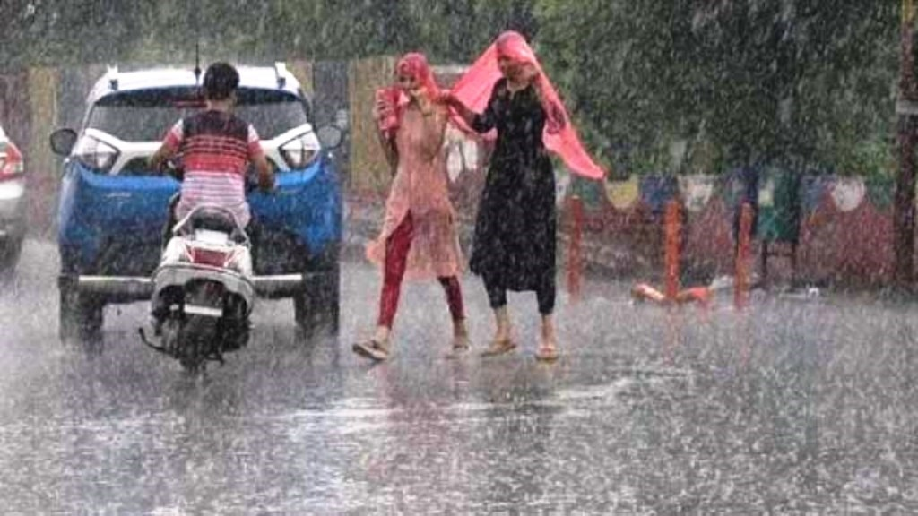 Weather Update of India