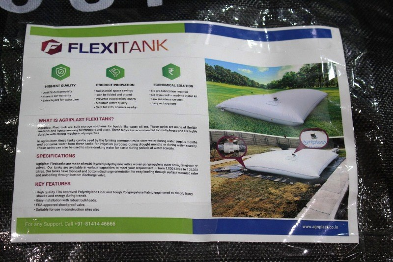 flexi tank details