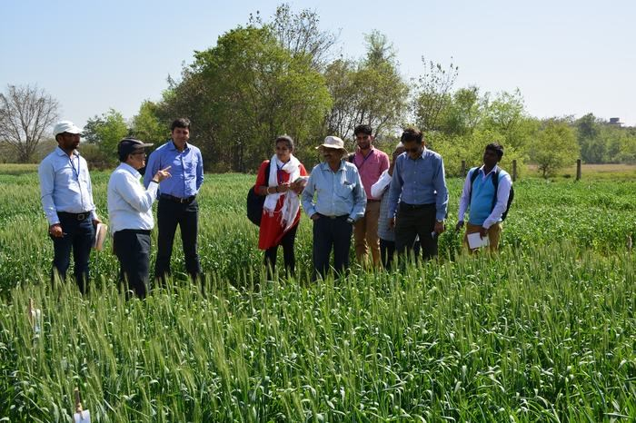 agriculture scientists
