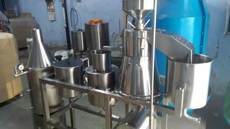 Soya Milk Factory