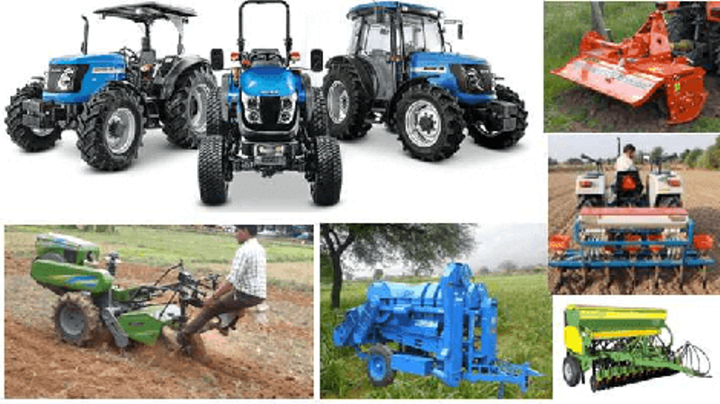 Agricultural Equipment Bank