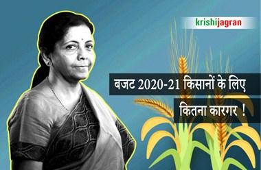 बजट 2020-21 और कृषि पर इसका प्रभाव