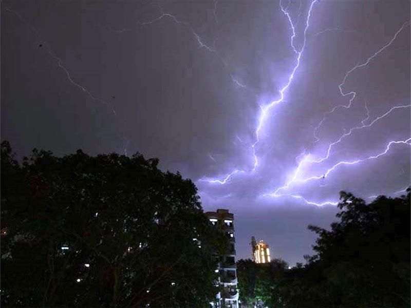 Weather forecast for maharashtra