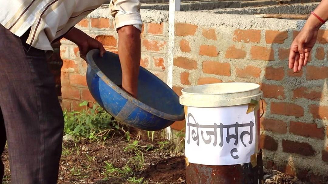 Method and Benefits of Zero Budget Farming