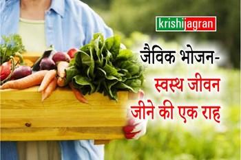 Organic Food Benefits: जैविक भोजन- स्वस्थ जीवन जीने की एक राह