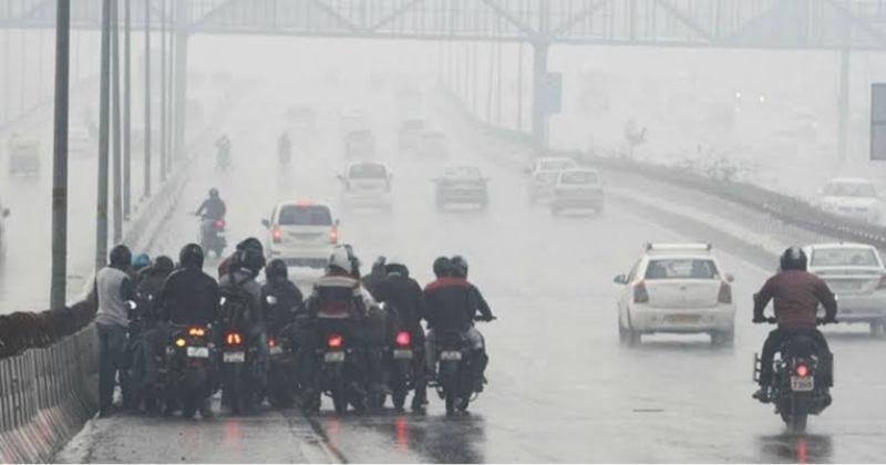 Weather delhi