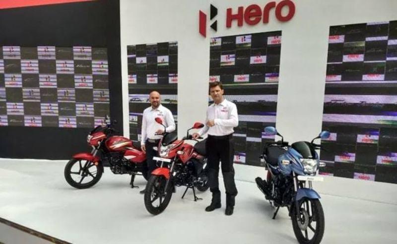 hero bike