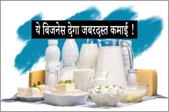 Dairy Business: ये बिजनेस देगा हर महीने हजारों रुपए की कमाई, सरकारी मदद से करें शुरू