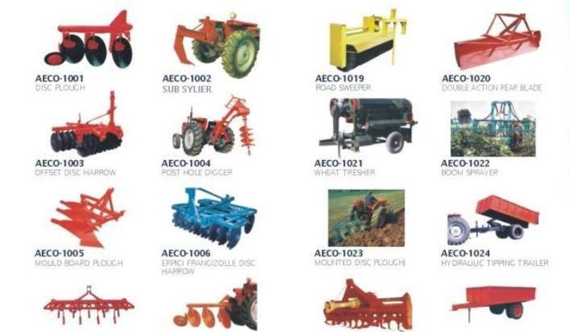 chc farm machinery