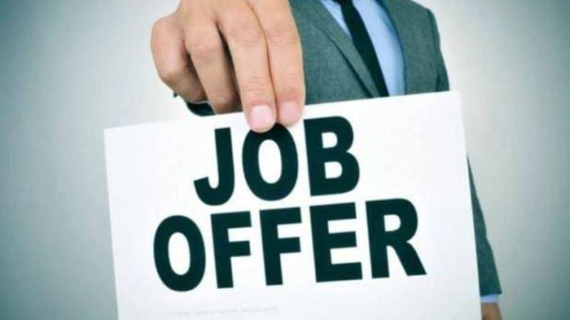 Jobs Offer
