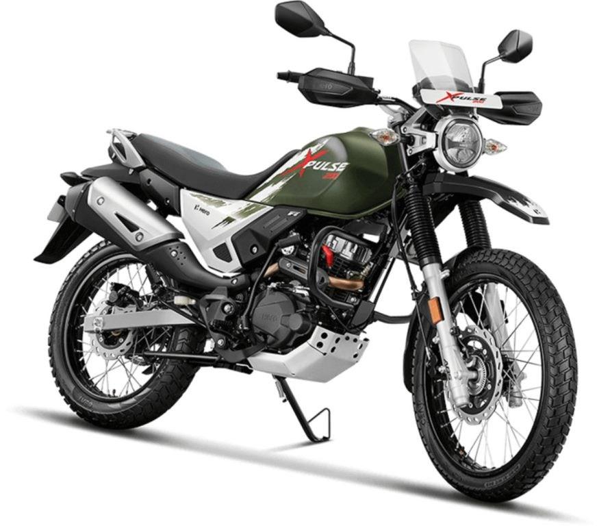honda 200 cc bike
