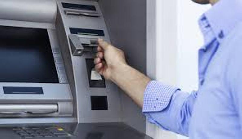 SBI ATM machnine