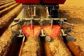 खुशखबरी ! महिंद्रा ने लॉन्च की आलू बोने की नई मशीन, उपज में होगी बढ़ोतरी !
