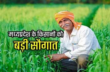 मध्यप्रदेश के किसानों को बड़ी सौगात, किसान सम्मान निधि 6000 से बढ़कर 10000 रुपए हुई
