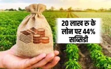 Loan Scheme: किसान जल्द उठाएं 44 प्रतिशत सब्सिडी पर 20 लाख रुपए का लोन, जानें आवेदन का तरीका