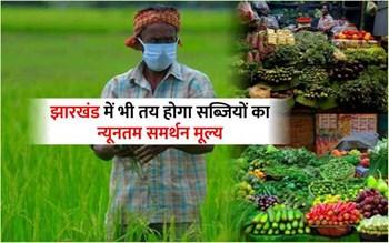Vegetable MSP: झारखंड सरकार भी तय करेगी सब्जियों का न्यूनतम समर्थन मूल्य, पढ़िए पूरी खबर