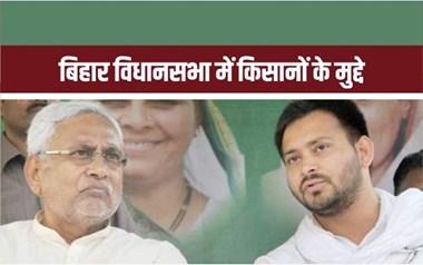 बिहार विधानसभा चुनावः क्या निर्णनायक साबित होंगें किसानों के मुद्दे, क्या होगा जनता का मत...