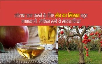 सेब के सिरके (Apple Cider Vinegar) के फायदे और नुकसान