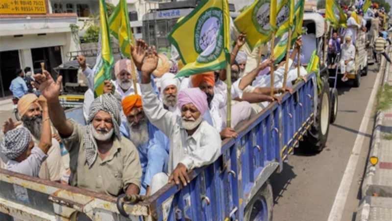 Delhi Farmer Protest