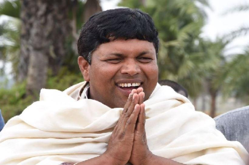 Agriculture Minister Badal Patil