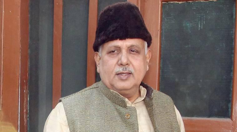 Agriculture Minister Surya Pratap Shahi