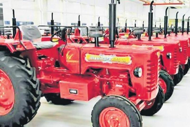 Tractor Sales In December 2020