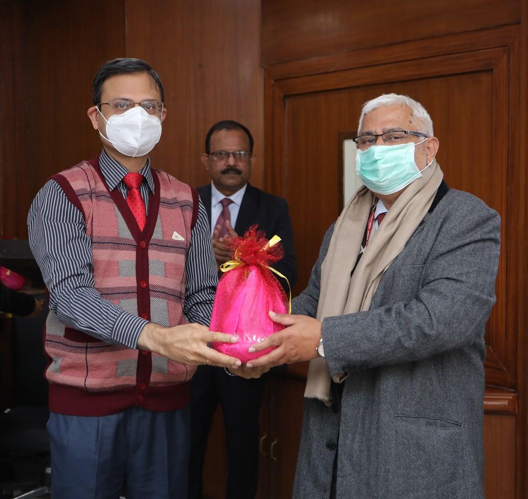 Sanjay Malhotra, CMD of REC