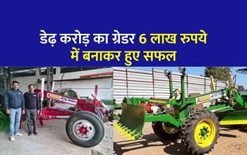 दुष्यंत जैन : केवल 4 वर्कर के साथ शुरू किया था कृषि यंत्र बनाने का बिजनेस, आज विदेशों से मिल रहे हैं आर्डर