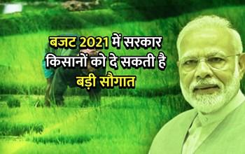 Budget 2021: पीएम-किसान योजना और पीएम कुसुम योजना का हो सकता है विस्तार!
