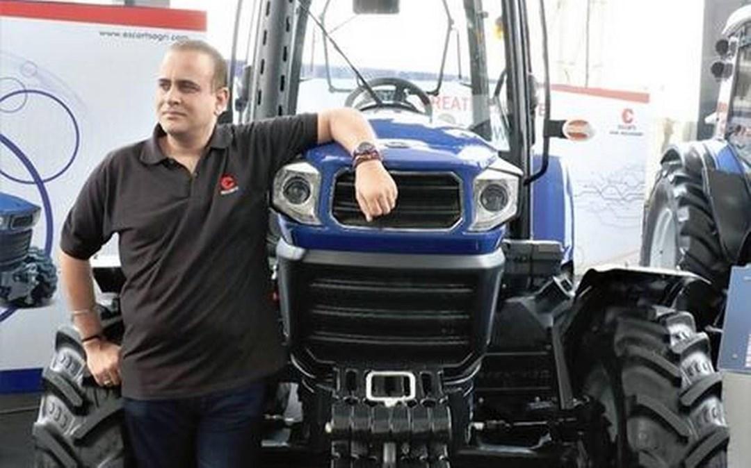 Escorts tractor sales