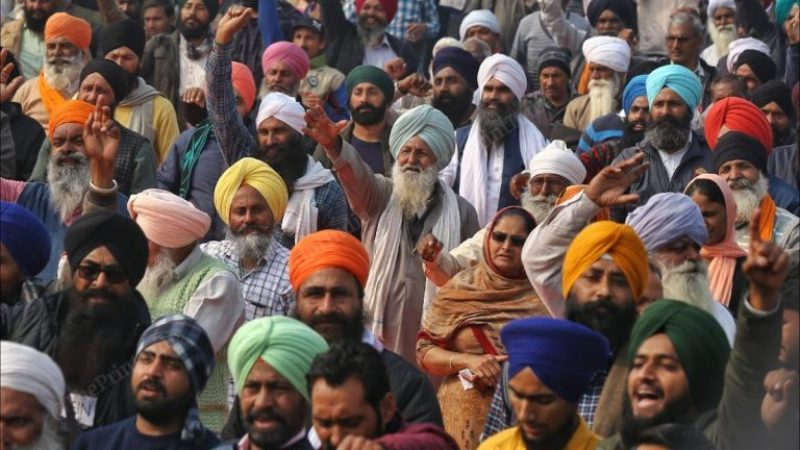 Farmers Protest Latest Update