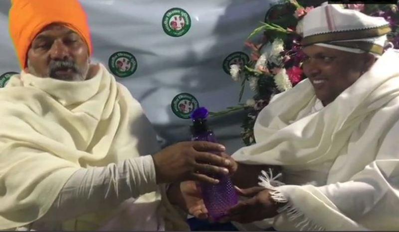 Jharkhand Agriculture Minister Badal Patralekh