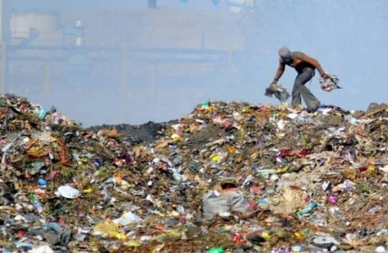 Waste Manure