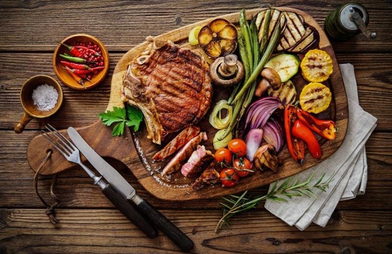 Semi Vegetarian Diet Plan