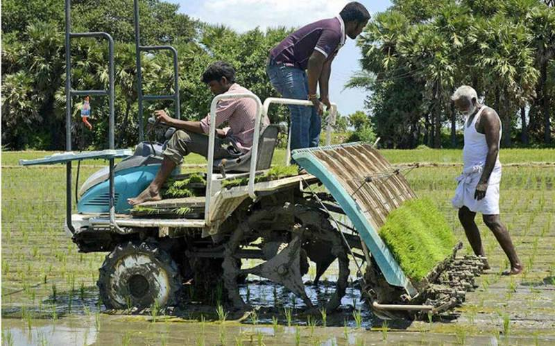 Agricultural Implements Subsidy