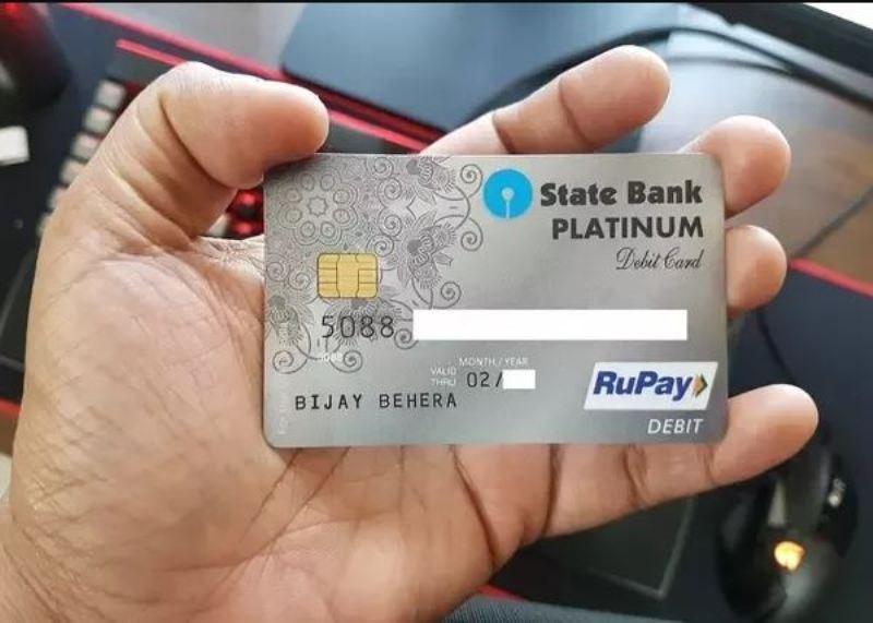 SBI RuPay Platinum Card